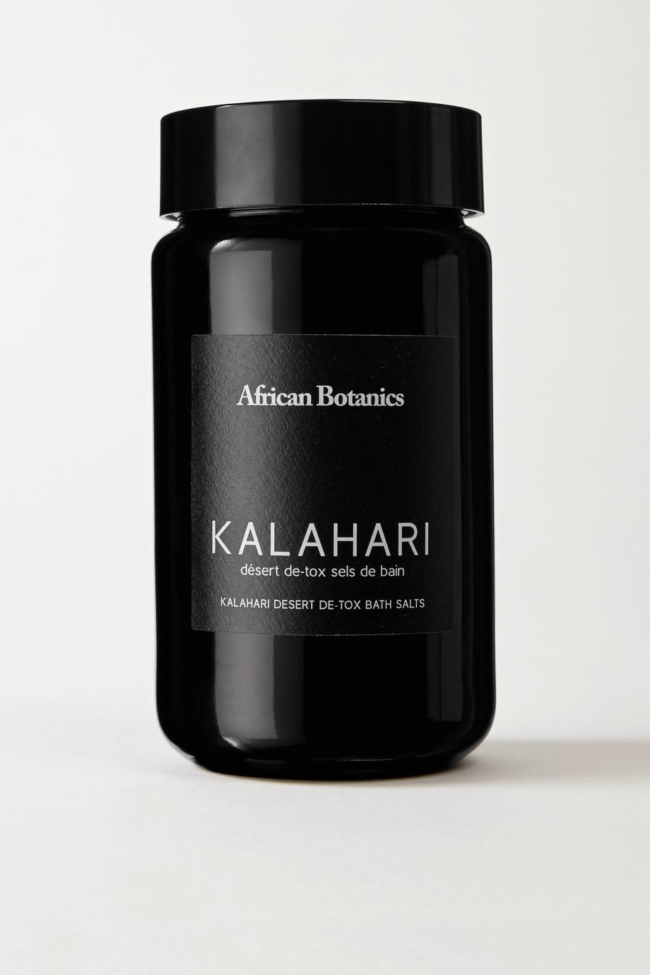 Kalahari Desert De-Tox Bath Salts, 500g