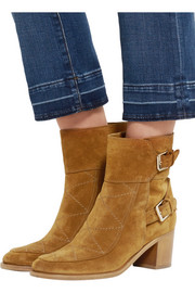 Babacar suede ankle boots