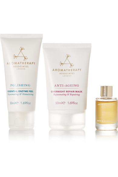 Aromatherapy Associates - Skincare And Body Ritual Set - Colorless