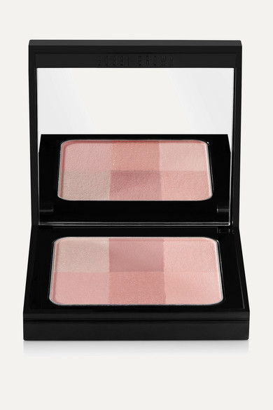 BOBBI BROWN Brightening Brick Compact - Coral in Pink
