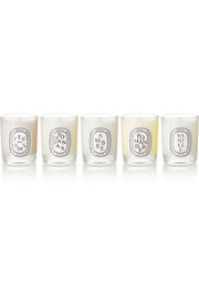 Seasonal Candle Gift Set, 5 x 35g