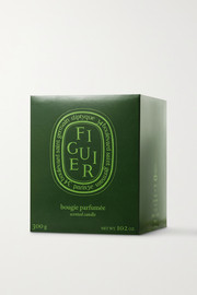 Green Figuier scented candle, 300g