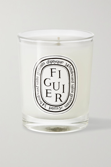 DIPTYQUE Figuier Scented Candle, 190G in White
