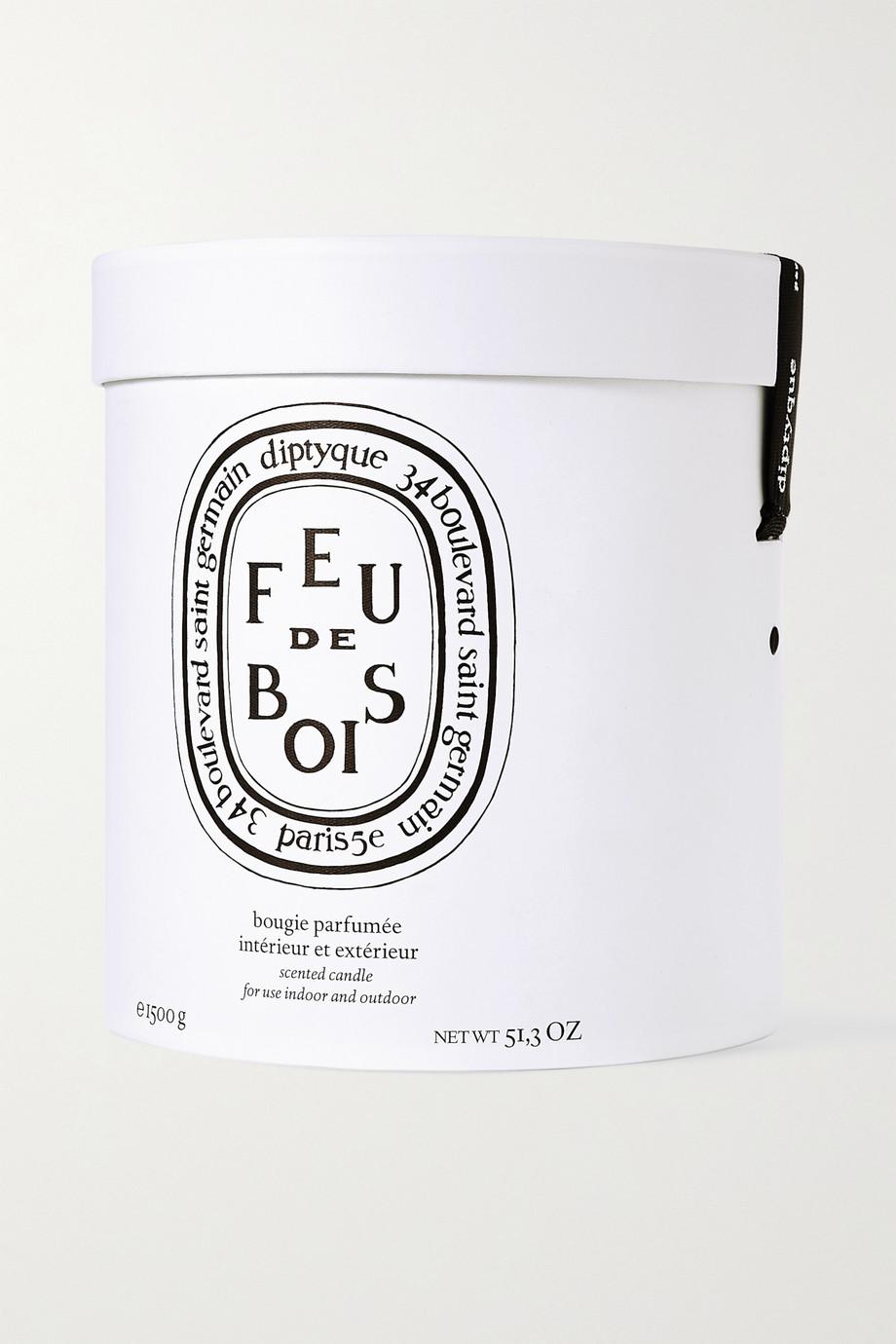 Diptyque Feu De Bois scented candle, 1500g