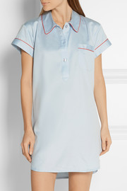 Bodas Cotton-sateen nightdress