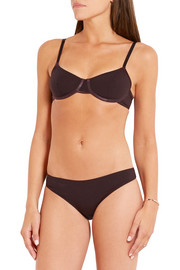 Bodas Sheer Tactel® mini briefs
