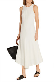 By Malene Birger Decrea crepe midi dress