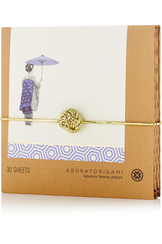 Tatcha Aburatorigami Japanese Beauty Papers, 3 x 30 sheets