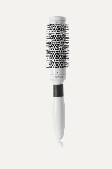 BALMAIN PARIS HAIR COUTURE SMALL ROUND IONIC BRUSH 35MM - COLORLESS