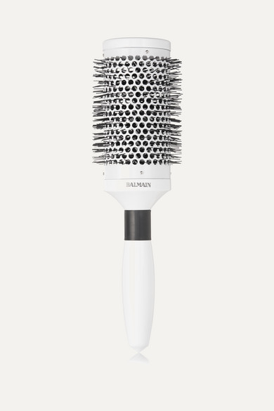 BALMAIN PARIS HAIR COUTURE LARGE ROUND IONIC BRUSH 55MM - COLORLESS