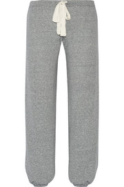 Heather jersey pajama pants