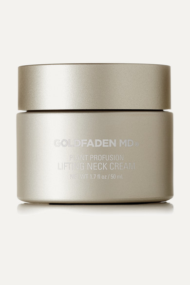 GOLDFADEN MD Plant Profusion Lifting Neck Cream, 50Ml - Colorless
