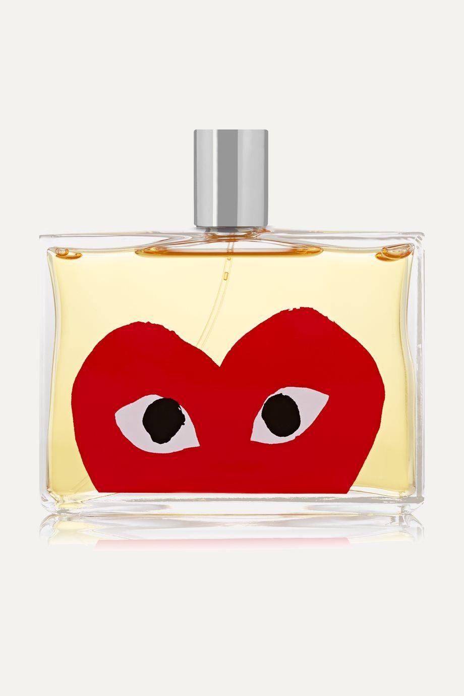 Comme des Garcons Parfums Play Red Eau de Toilette - Red Mandarin & Safraleine,100ml