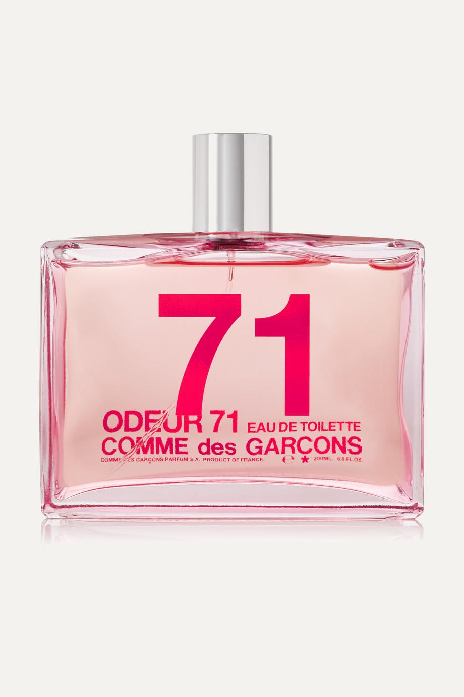 Comme des Garcons Parfums Odeur 71 Eau de Toilette - Wood & Bamboo, 200ml