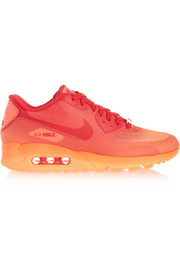 QuickStrike Air Max 90 Milan rubber and mesh sneakers