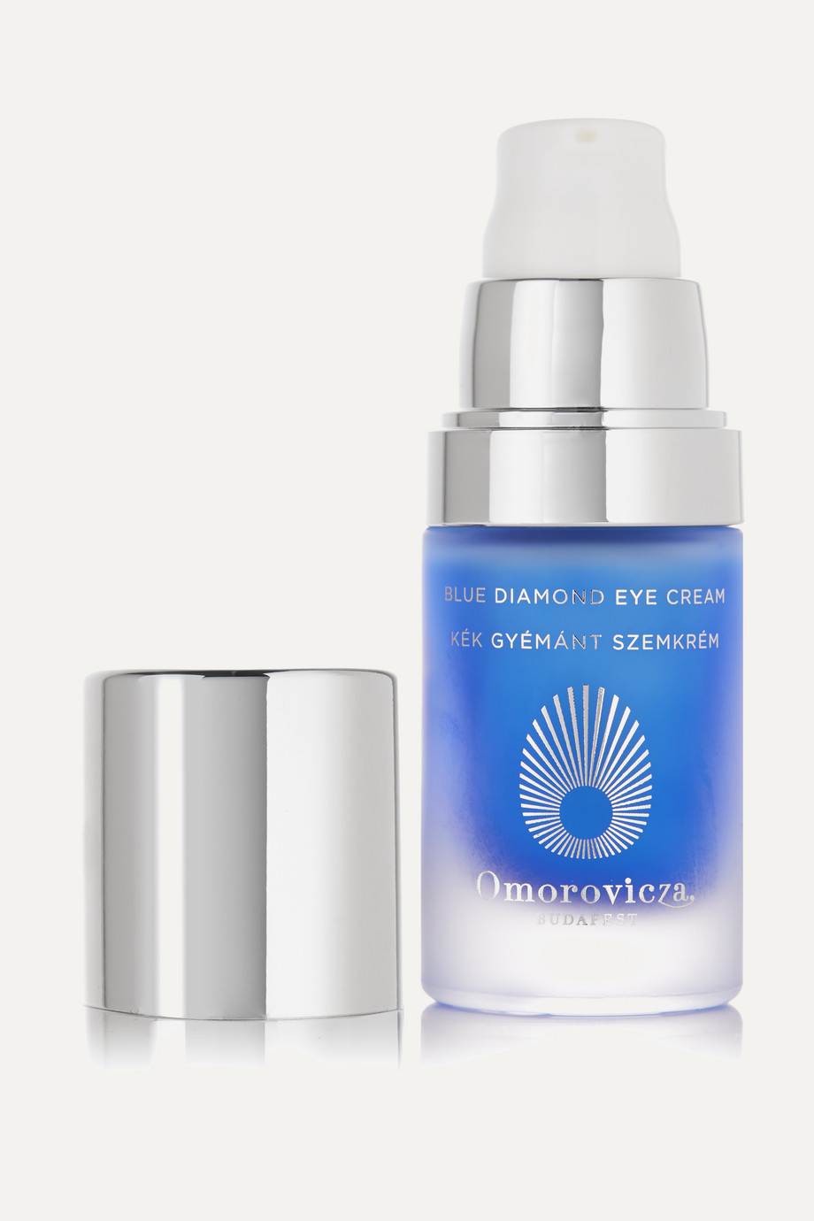 Omorovicza Blue Diamond Eye Cream, 15ml