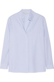 Vanessa Bruno Druyat striped cotton-poplin shirt