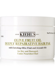 Olive Fruit Oil Deeply Repairative Hair Pak, 240g