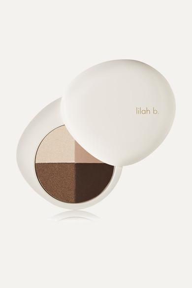 Palette Perfection Eye Quad   B.Stunning by Lilah B.