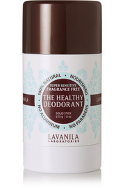 The Healthy Deodorant - Fragrance Free, 51g