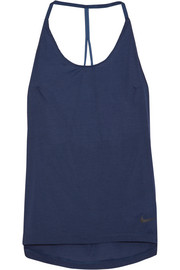Nike NikeLab Essentials Dri-FIT stretch-jersey tank