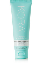 Age Defying AHA Facial Exfoliator, 75ml