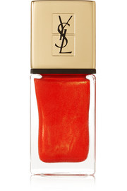 Yves Saint Laurent Beauty La Laque Couture Nail Lacquer - Rouge D'Or 67