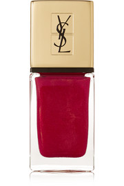 Yves Saint Laurent Beauty La Laque Couture Nail Lacquer - Carmin D'Or 68