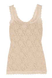Signature stretch-lace camisole