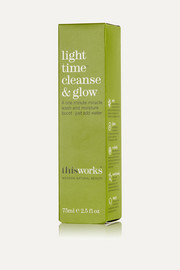 Light Time Cleanse & Glow, 75ml