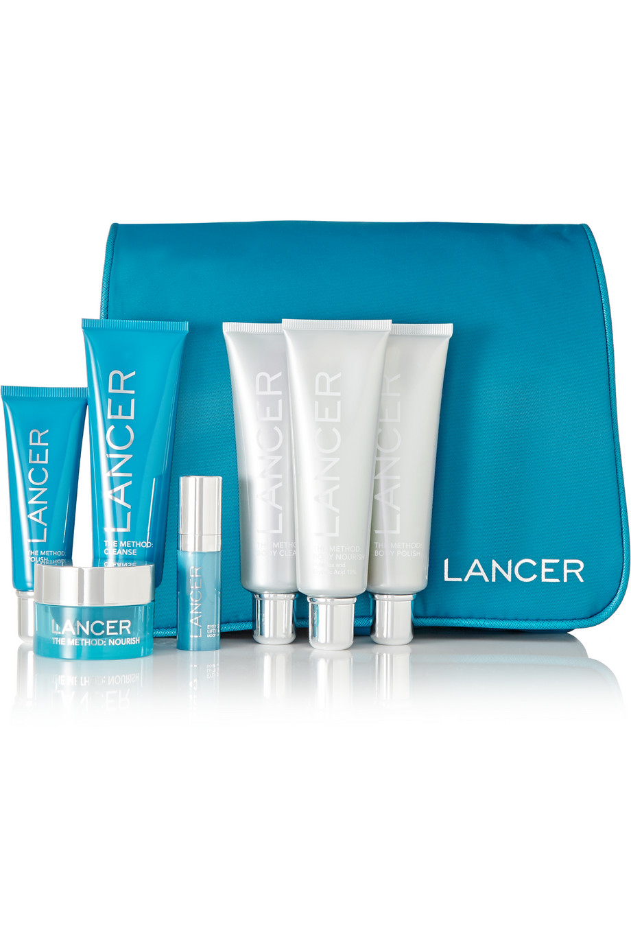 Travel Essentials for Face and Body, by Lancer