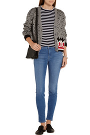 Emma Super Skinny mid-rise jeans