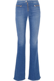 Katie high-rise flared jeans