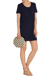 Splendid Stretch-jersey mini dress