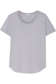 Supima cotton and Micro Modal-blend jersey T-shirt