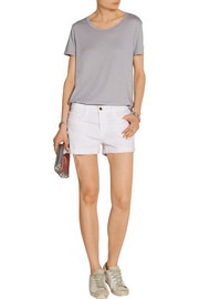 Splendid Supima cotton and Micro Modal-blend jersey T-shirt
