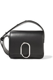 Alix mini leather shoulder bag