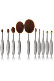 Elite Smoke 10 Brush Set