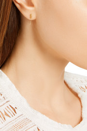 Chan Luu Gold-plated earrings