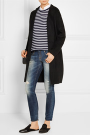 Rag & bone Marina felted wool coat