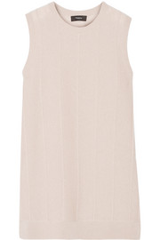 Theory Meenaly cashmere tank