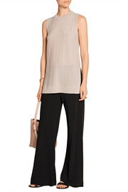 Meenaly cashmere tank