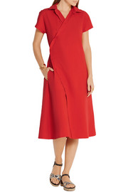 Tomas Maier Stretch-cotton poplin shirt dress