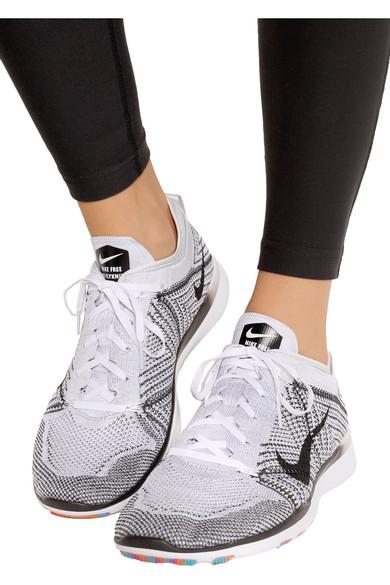 best sneakers 2bfde 13c76 Nike | Free TR 5 Flyknit sneakers | NET-A-PORTER.COM
