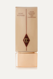 Charlotte Tilbury Light Wonder Youth-Boosting Foundation – Fair 3, 40ml