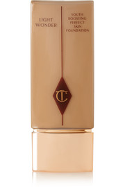 Charlotte Tilbury Light Wonder Youth-Boosting Foundation – Medium 8, 40ml