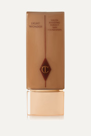 Charlotte Tilbury Light Wonder Youth-Boosting Foundation – Dark 10, 40ml