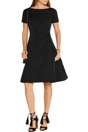 Oscar de la Renta Drop-waist radzimir dress