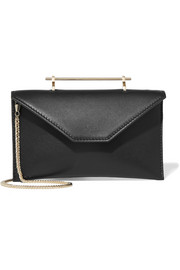 Annabelle leather shoulder bag