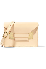 Milner mini leather shoulder bag
